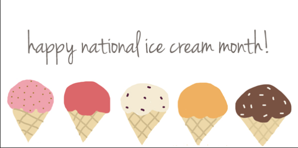 National Ice Cream Day wallpapers