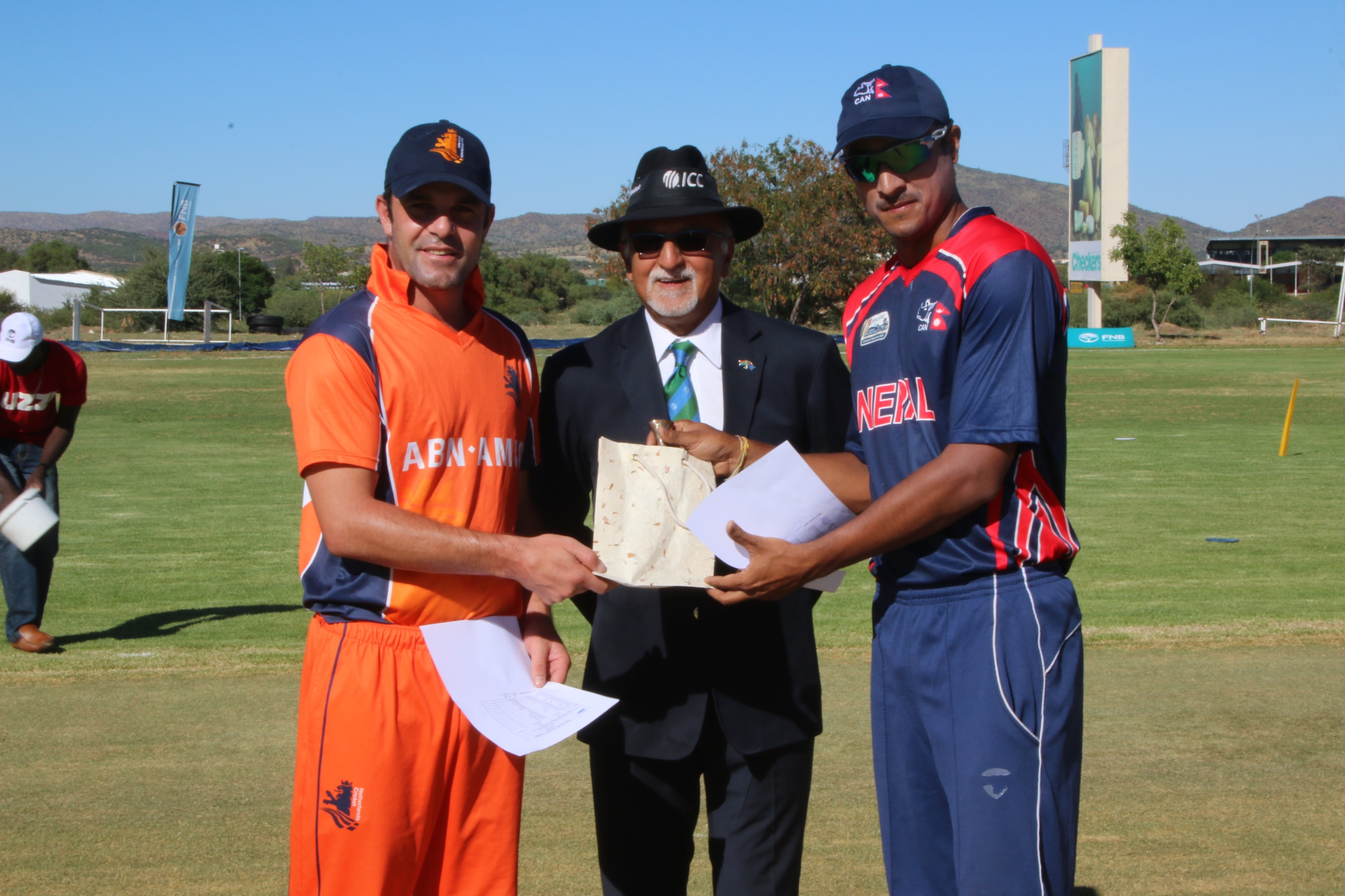 Netherland Vs Nepal 2nd t20 match