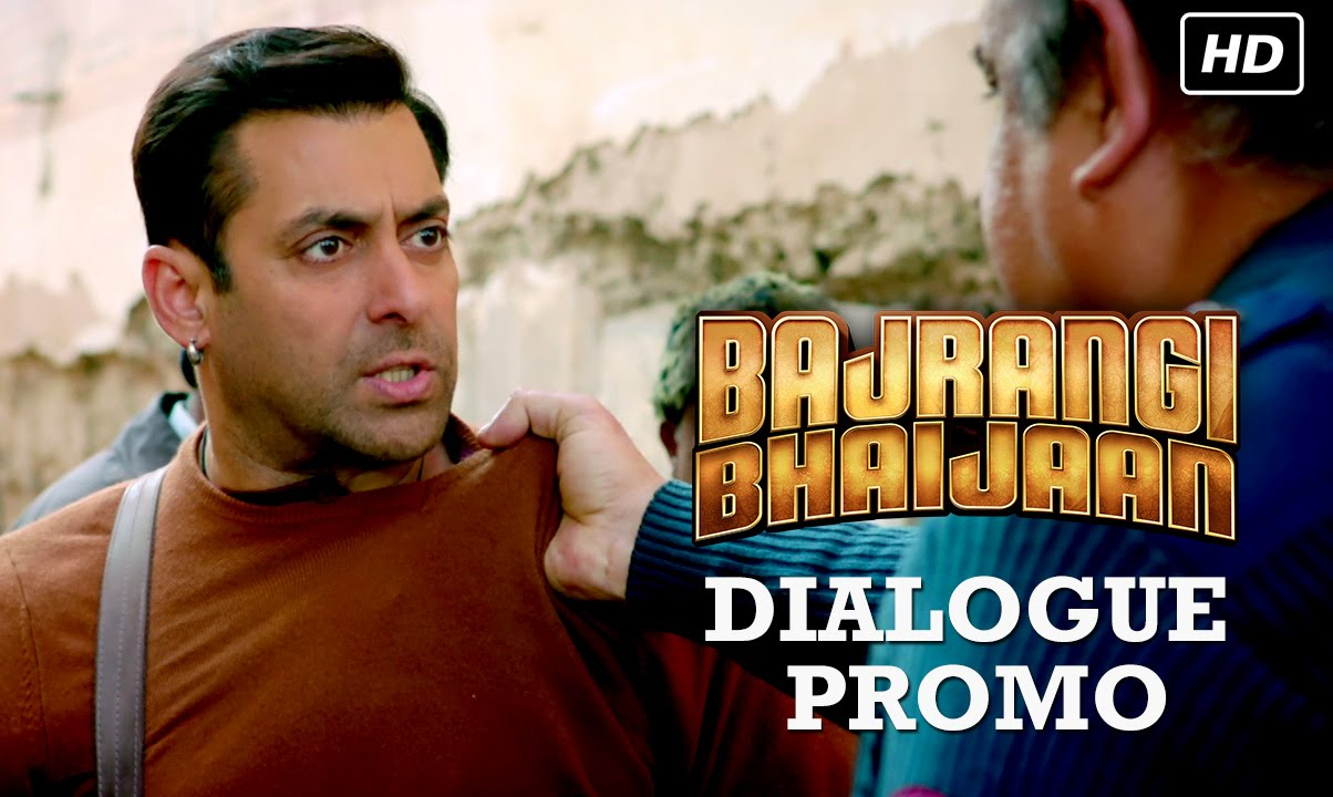 New Dialogue Promo Of Bajrangi Bhaijaan Movie Released