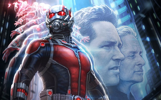 New Hollywood Ant-Man Movie 1st Day Box Office Collection Report