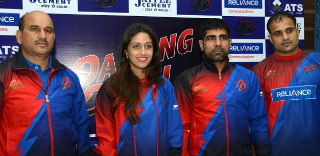 PKL 2015 Dabang Delhi Team Squad Captain Matches Schedule Pro Kabaddi League