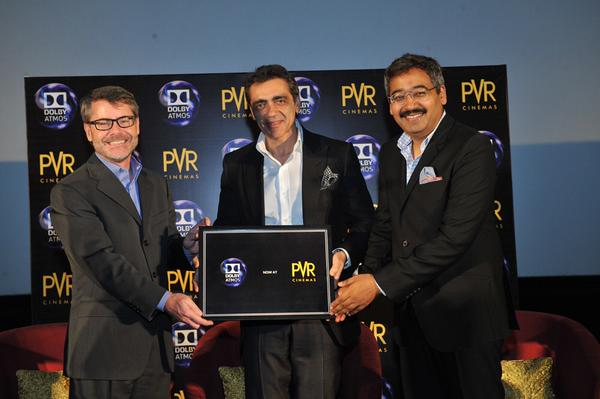 PVR has announced plans to install Dolby