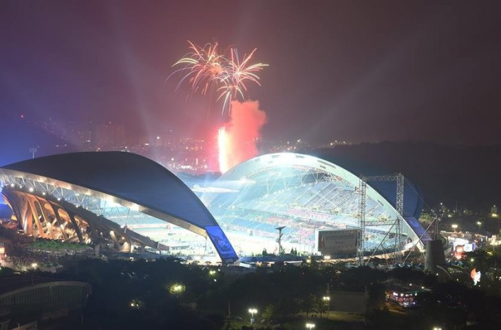 Pacific Games 2015 Closing Ceremony Image