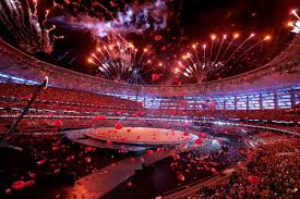Pacific Games 2015 Closing Ceremony Images Photos Pics Wallpapers Videos