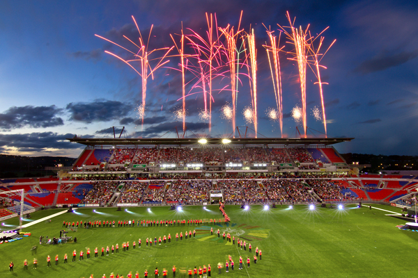 Pacific Games 2015 Closing Ceremony Images