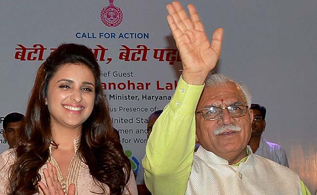 Parineeti Chopra Is Face Of PM Modi Beti Bachao Beti Padhao Campaign!
