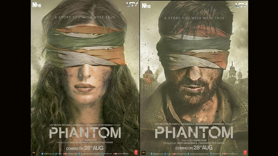 World Television Premier Of Phantom Movie On 28th Oct 2015