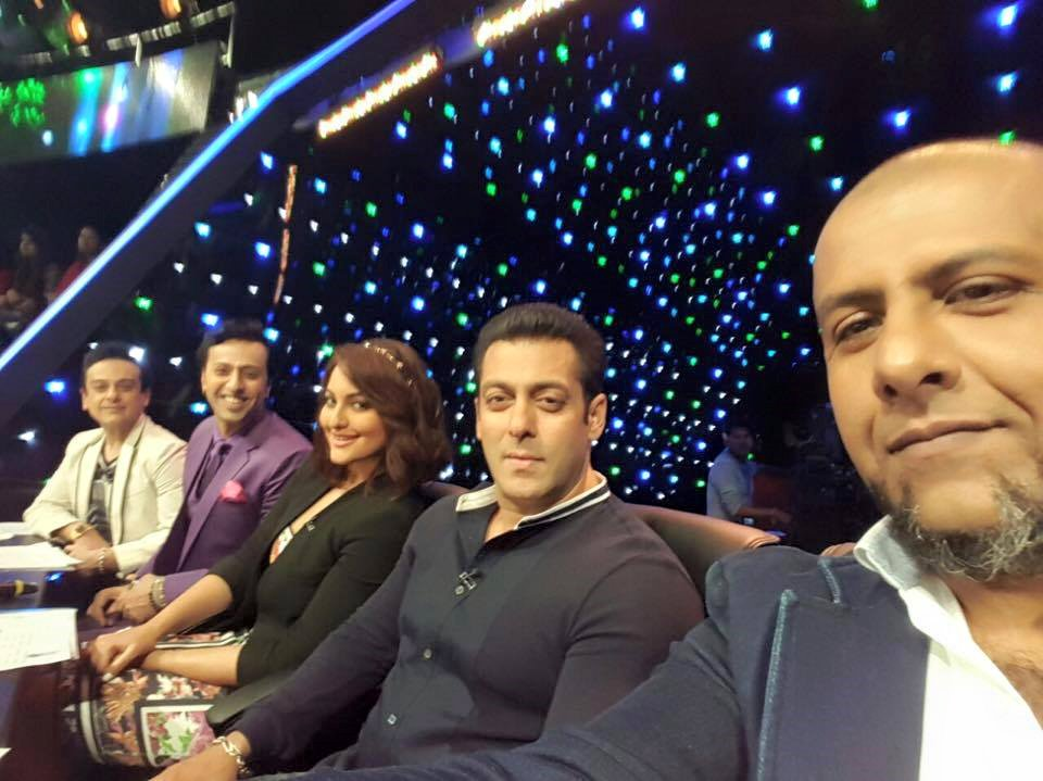 Salman Khan On Sets Of Indian Idol Junior Season 2 Today Episode Details