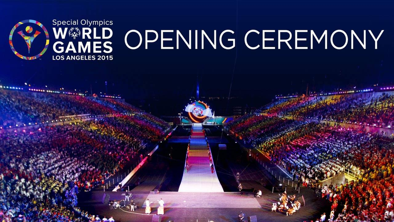 Special Olympics World Games 2015 wallpapers