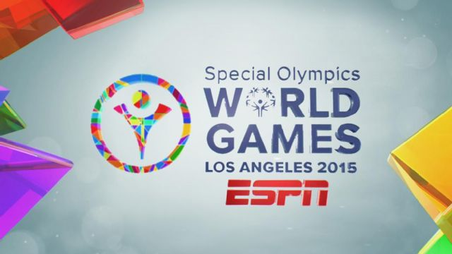Special Olympics World Games 25 July 2015