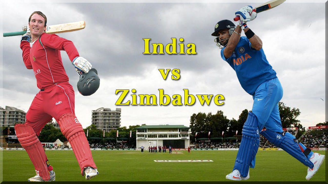 2nd T20 Match India Vs Zim Live Score Streaming Team Squad Winner Result Prediction