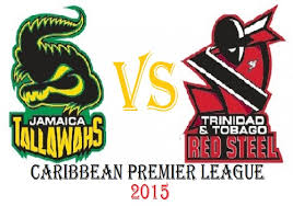 TTR VS JT CPL 2015 T20 Match Live Score Streaming Team Squad Winner Result Prediction