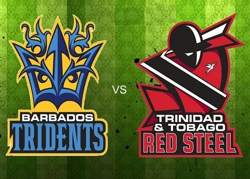 TTR Vs BT T20 Match Live Score Streaming Team Squad Toss Result Prediction CPL 2015