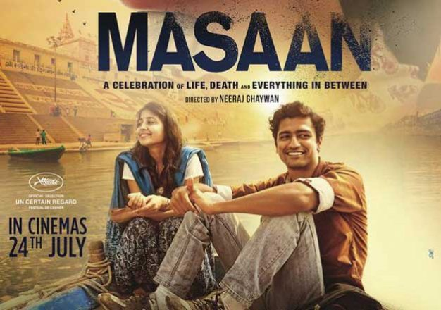 Masaan Movie 3rd Day 1st Weekend Sunday Box Office Collection