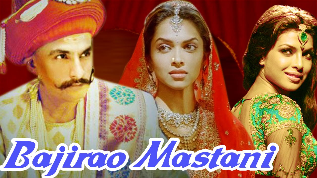 Theatrical Trailer Of Movies Bajirao Mastani & Hero Unveils