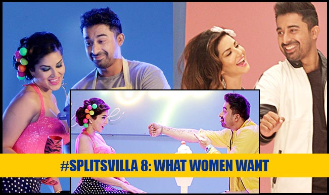 Today MTV Splitsvilla Season 8 Episode 6 Show Video King Queen Name 25 July 2015