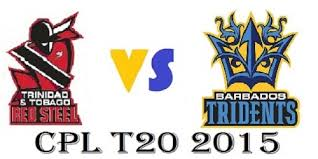Today T20 CPL 2015 BT VS TTR Final Match Live Score Streaming Team Result Winner Prediction Preview