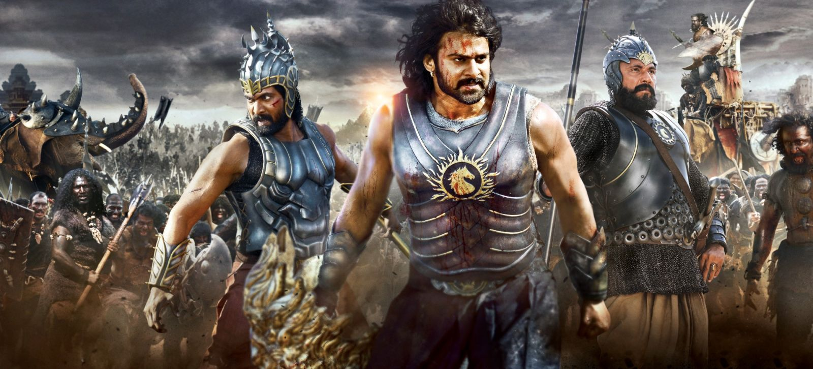 Mega Budget Bahubali Movie 30th 31st 32nd Day 5th Weekend Box Office Collection