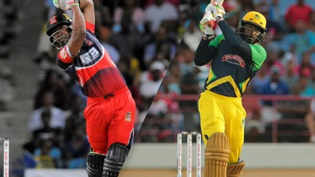 Trinidad & Tobago Red Steel vs Jamaica Tallawahs