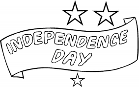 USA Independence Day Printable