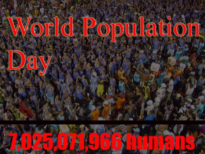 World Population Day 2015 Slogan Quotes