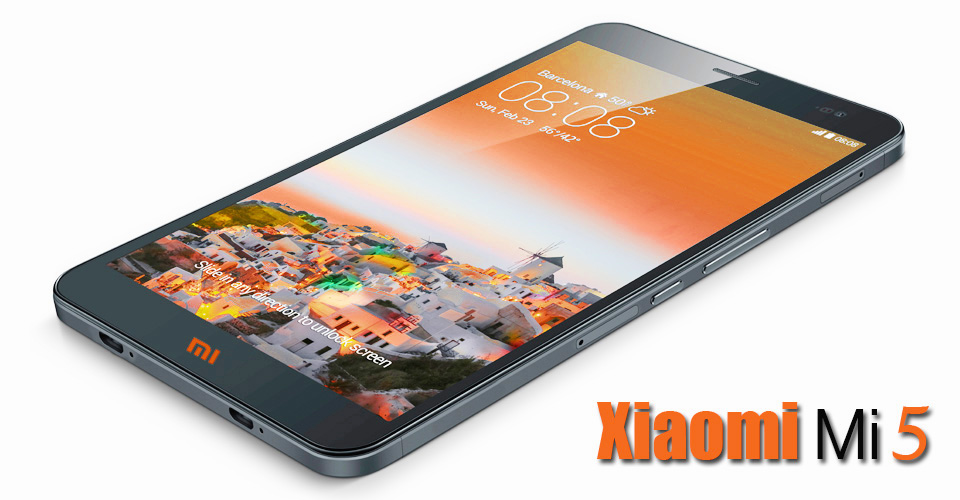 Xiaomi Smartphone Mi 5 Features Specifications Price Images