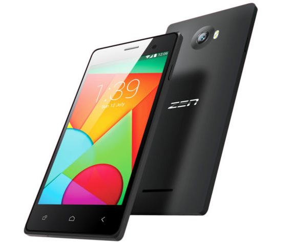 Zen Ultrafone Sonic 1 Features Specifications Price Release Date