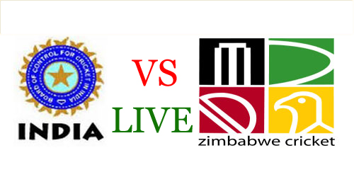 Zimbabwe vs India 1st ODI Match Live Score Scorecard Result Winner Prediction