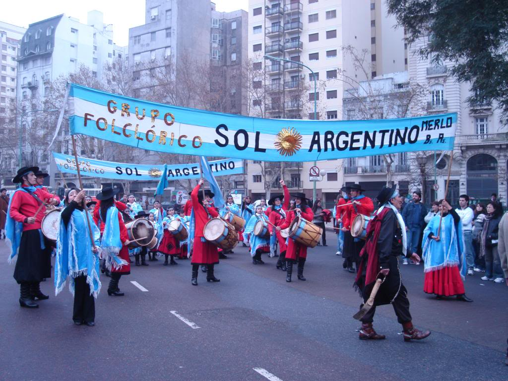 argentina independence day 9 july 2015 pics