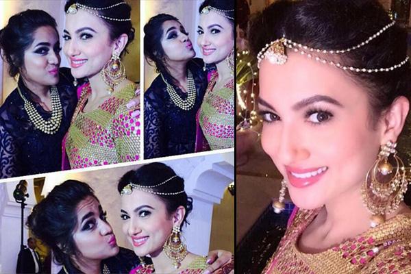 Nigaar Khan's Wedding Pictures
