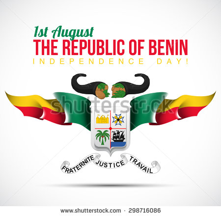 benin Independence Day pics
