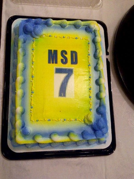 dhoni birthday wallpapers