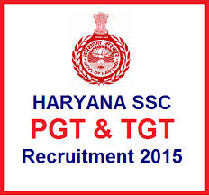 HSSC 2015 TGT/PGT Teacher Recruitment For 8793 Posts