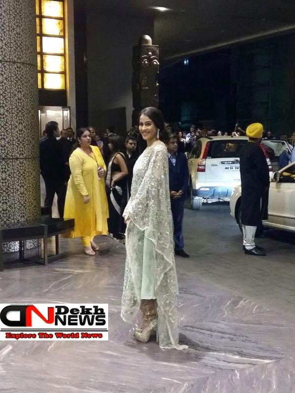 genelia Shahid Mira Reception