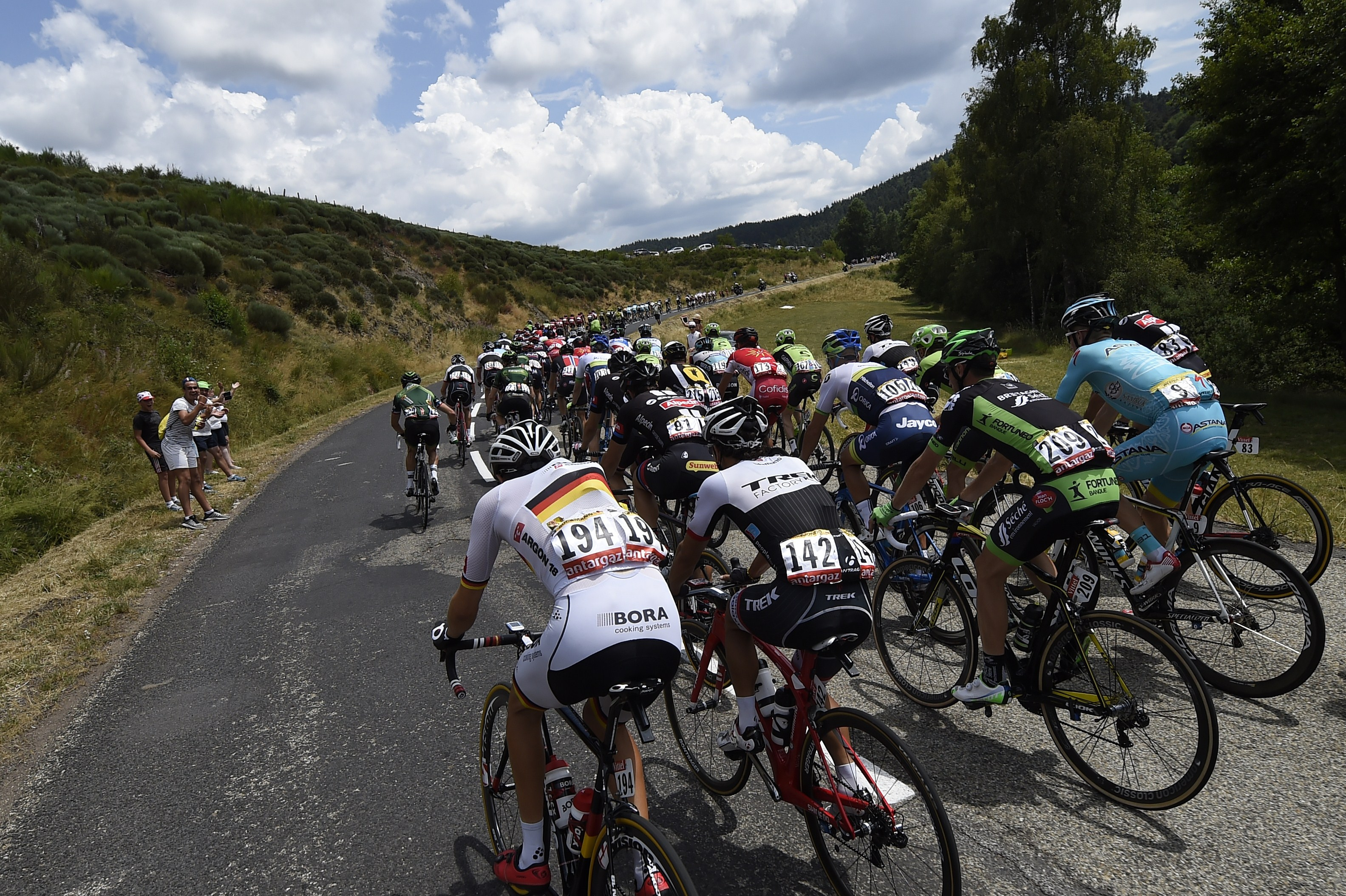 2015 Cycling Tour de France Race Route Stage 17 Preview Live Results Highlights