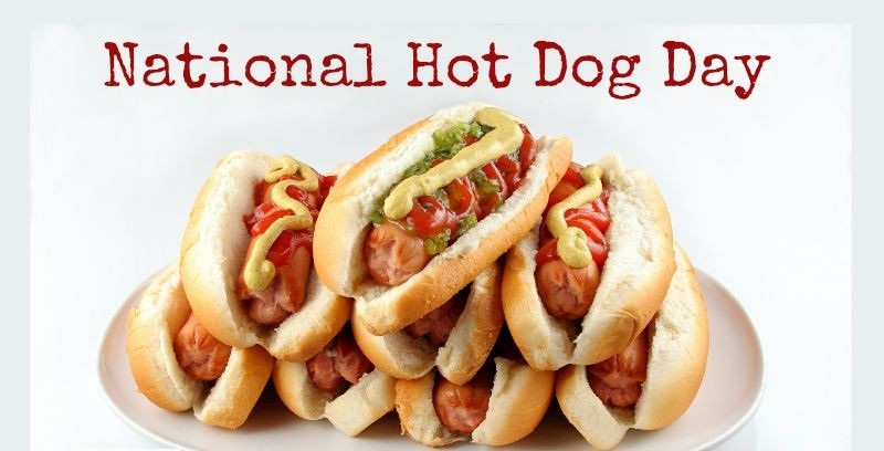 National Hotdog Day