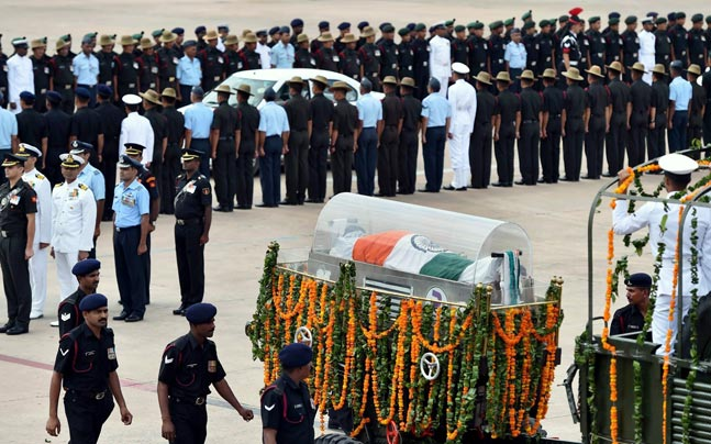 Dr. APJ Abdul Kalam's Final Journey At Rameswaram