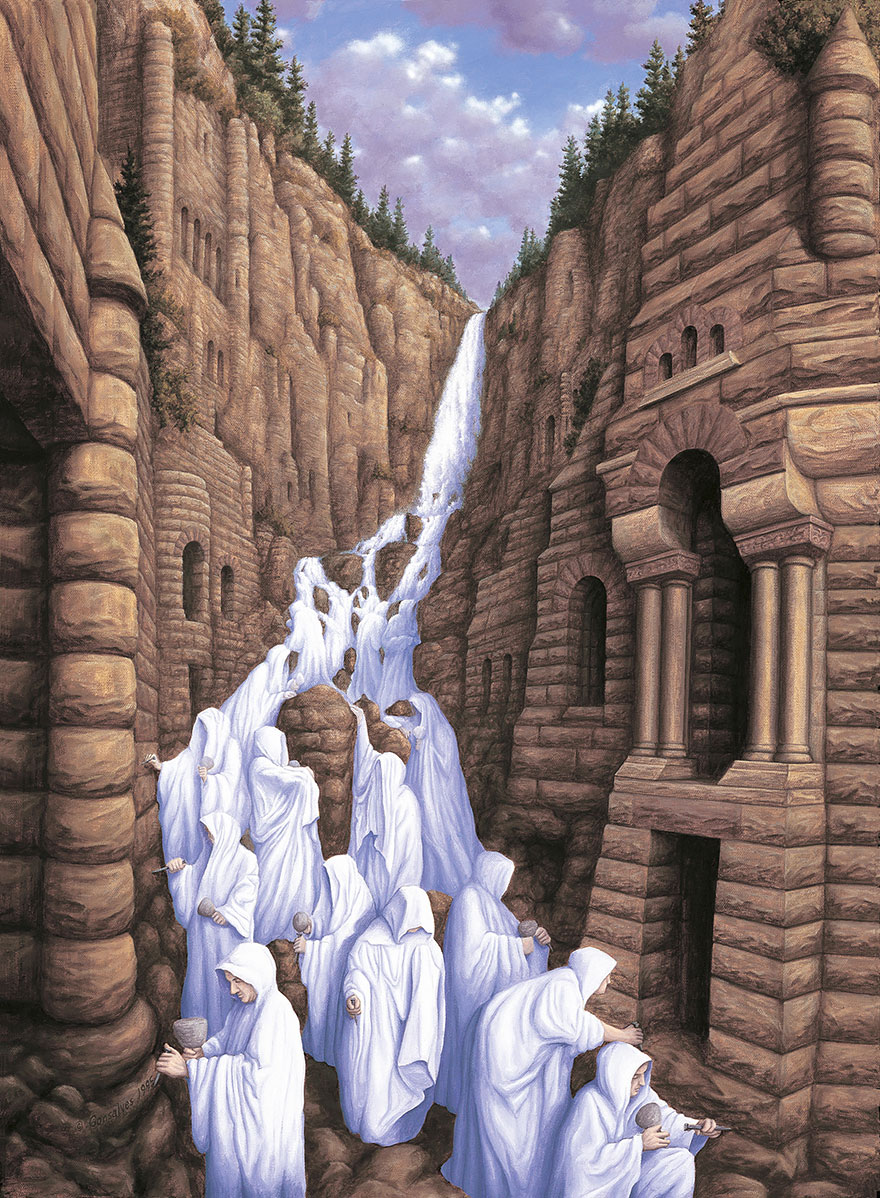 magic realism paintings by rob gonsalves 3