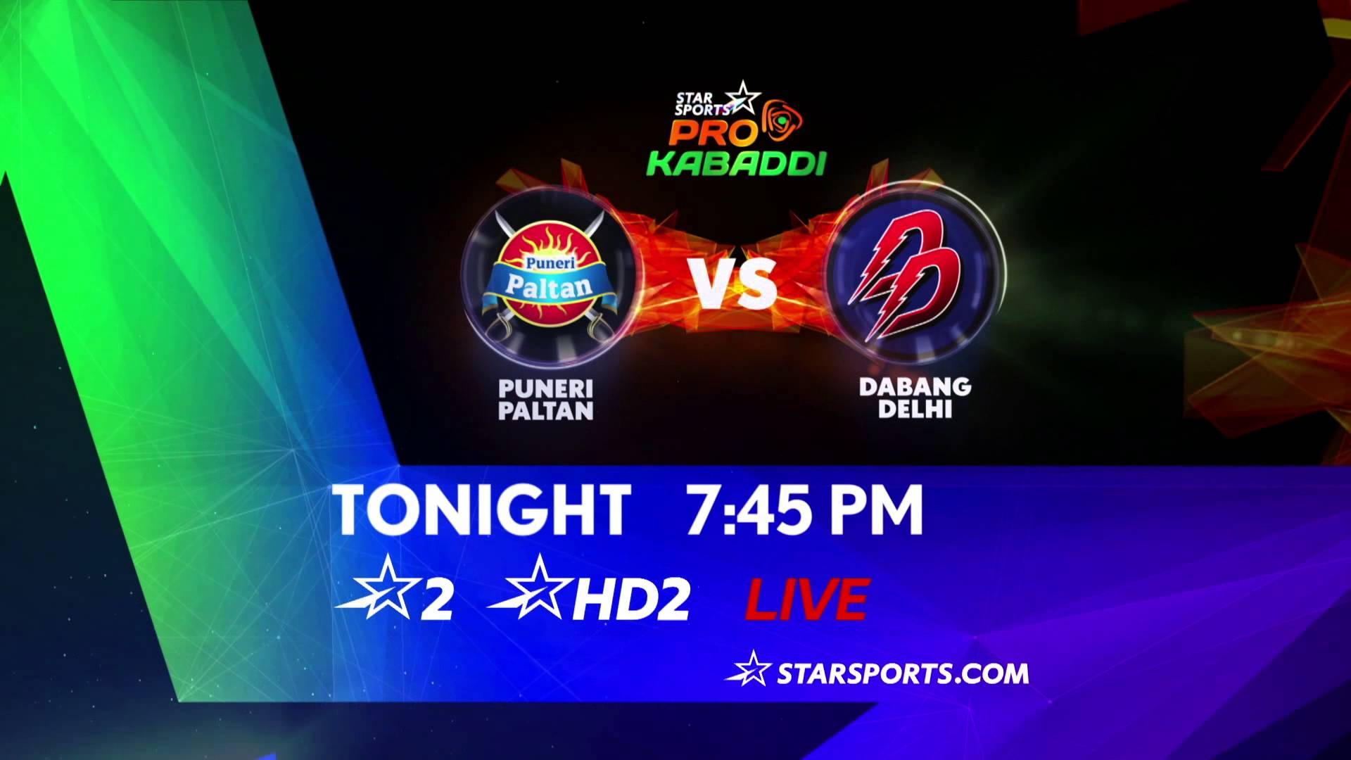Watch Pro Kabaddi League 2015 Delhi vs Pune Match 11 Live Score Result Prediction