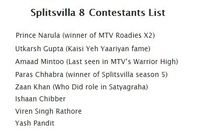 mtv splitsvilla 2015
