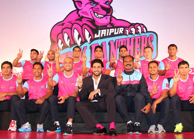 Pro Kabaddi League 2015:Jaipur Pink Panthers