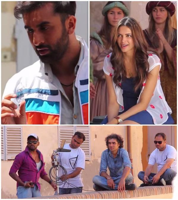 Tamasha Movie First Look