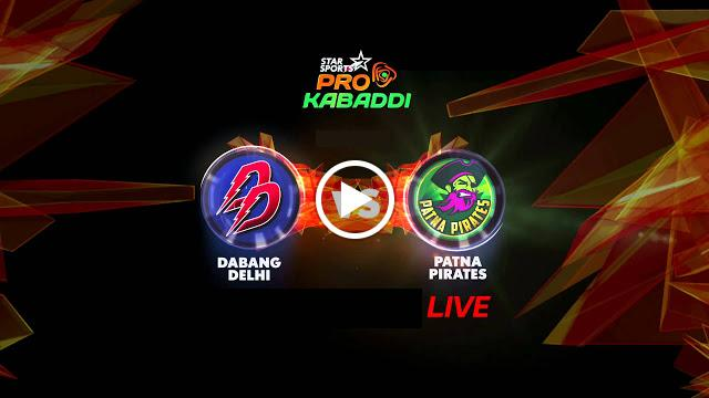 Watch Pro Kabaddi League 2015 Patna vs Delhi Match 24 Live Score Result Prediction