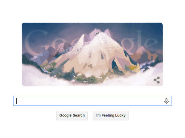 Google Doodle Celebrates 229th Anniversary