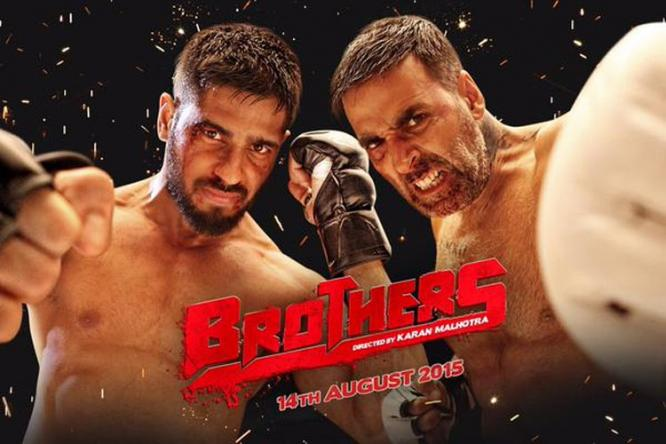 2nd Weekend Brothers Movie 8th 9th Day Box Office Collection