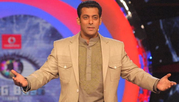Actor Salman Khan To Host Bigg Boss Season 9 2015