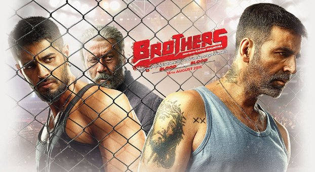 Akshay Kumar Brothers Movie Review Rating Opening 1st Day Box Office Collection Hit Flop