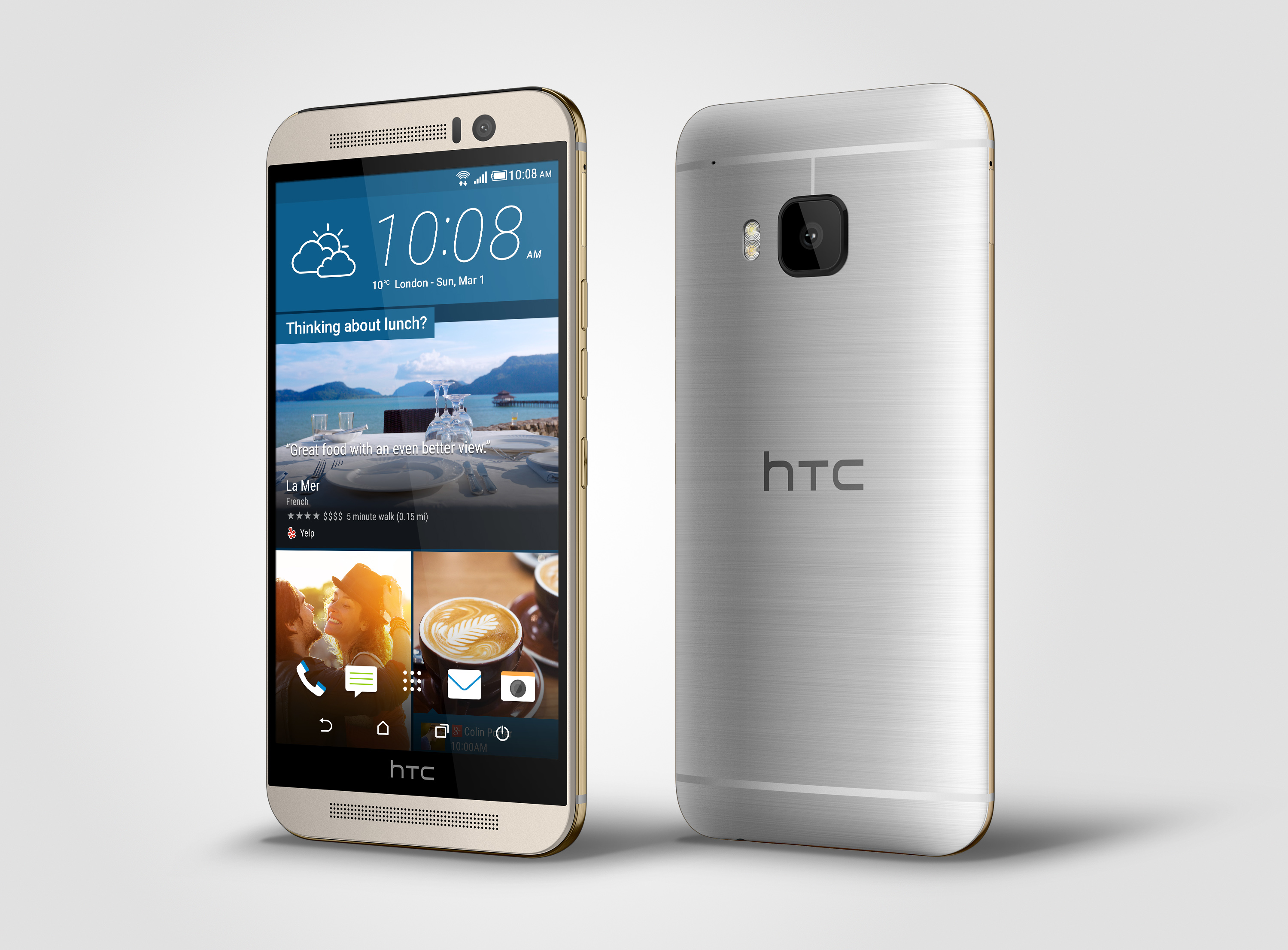 Best Smartphones With 20MP Rear Camera htc m9