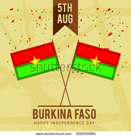 Burkina Faso Independence Day Images Firework