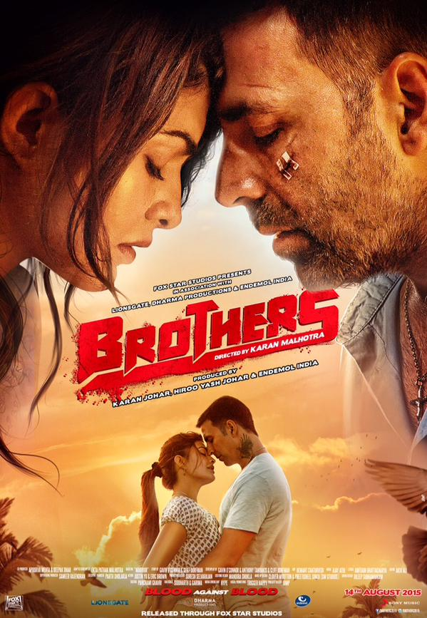 Brand New Poster Of Upcoming Brothers Movie Released